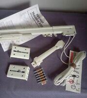 Graber Traverse Rod!! SUPER HEAVY DUTY!!  Multiple sizes!! single/double rods!