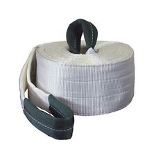 """K Tool 73814 Tow Strap 6"""" x 30' 60,000 lb Capacity - Looped Ends"""