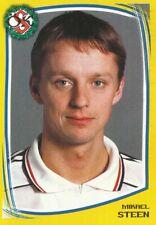204 MIKAEL STEEN # SWEDEN OREBRO.SK STICKER FOTBOLL ALLSVENSKAN 2000