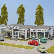Concession Renault + 4CV-HO 1/87-SAI 243