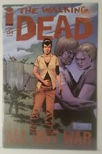 THE WALKING DEAD # 124 - IMAGE COMICS - MARCH 2014