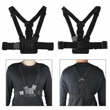 Adjustable Shoulder Chest Belt Harness Mount Kit For GoPro Hero 3 4 5 6 Cameras