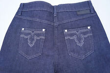 MAC Stella Western Damen stretch Jeans Hose comfort Gr. 38/32 darkblue TOP #11