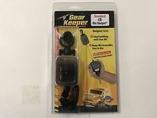 "Gear Keeper Chrome RT2-4712 28"" Retractable CB Radio Microphone Hanger"