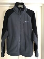 Mens Sprayway Fleece Jacket Size Medium Blue