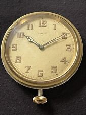 Fabrique Pour Vacheron & Constantin Pocket Watch Antique Ex 8 Day Auto Car Watch