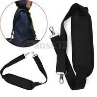 Adjustable Black Shoulder Strap Replacement for Laptop Computer Camera Bag