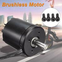 Brushless Outrunner Sensored Motor N5065 270KV 1820W For Electric Skateboard