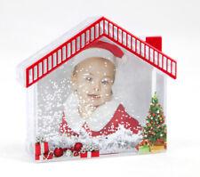 Christmas Snow Globes Frames Ebay