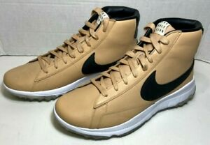 Nike Blazer NGC Women's Golf Shoe Tan Size 9.5 NEW