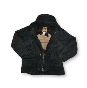 Kakadu Traders Australia Waxed Cotton Jacket Size xs