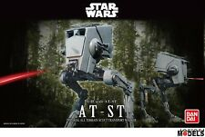 Star Wars AT - ST AT-ST 1/48 Bandai/Revell 01202 Plastic Model Kit New Nuovo
