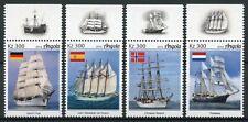 Angola Tall Ships Stamps 2019 MNH Sailboats Sailing Boats Nautical 4v Set