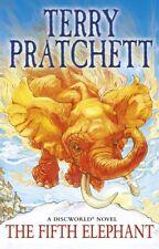 The Fifth Elephant: A Discworld Novel: 24,Terry Pratchett