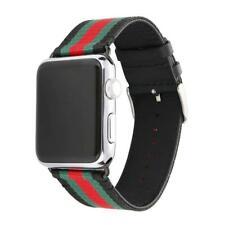 U191U Sport Band Compatible with Apple Watch, Smart Watch Strap Elegant Nylon &
