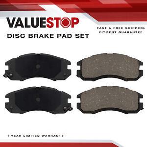 Front Ceramic Brake Pads for Subaru Impreza  (96-93),  Legacy  (96-90)