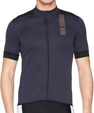 Craft Rise Short Sleeve Mens Cycling Jersey Grey Ergonomic Fit UPF 25+ Bike Top