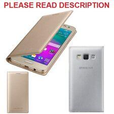 Genuine Samsung Flip Case Galaxy A3 SM A300FU mobile cell phone cover original