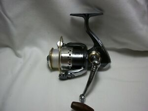Pflueger President spinning reel with extra spool