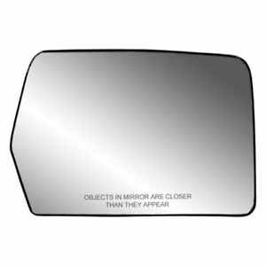 P.FITS FOR FORD F-150 TRUCK 2004 - 2009 MIRROR GLASS W/BRACKET RIGHT PASSENGER