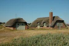 Reetgedecktes Ferienhaus in Dänemark Klegod Nordsee, von privat - freie Termine