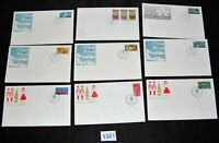 Canada collection lot of 27 Canada Post Official FDC 1970s  [FD1381]
