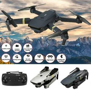 Drone X Pro WIFI FPV 4K HD Wide Angle Camera Foldable Selfie RC Quadcopter Gifts