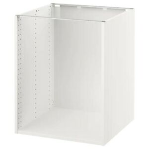 "Brand New IKEA SEKTION Base Cabinet Frame in White 24x24x30 "" 902.653.88"