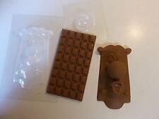 ALICE IN WONDERLAND CHOCOLATE DOOR KNOB CHARACTER  PLASTIC MOULDS
