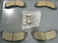 OEM FACTORY FORD MOTORCRAFT BRAKE FRONT F-150 10-14 PADS SHOES DISC BR-1414