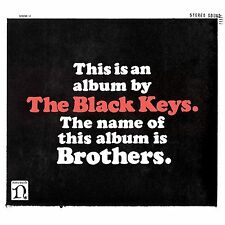 The Black Keys BROTHERS +Giant Poster NONESUCH RECORDS New Vinyl 2 LP + CD