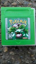 Pokemon Green Version (Nintendo Game Boy, 1996)