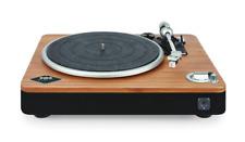 House of Marley EM-JT002-SB Wireless Turntable - Black