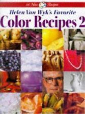 Helen Van Wyk's Favorite Color Recipes 2 (Favorite Color Recipes), Helen Van Wyk