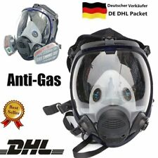 7 in 1 Facepiece Respirator Painting Spraying For 6800 Full Face Anti_Gas