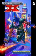 Ultimate X-Men TPB #1 paperback (alemán) + Top +