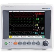 Edan Im50 84 Color Tft Lcd Monitor Multiparameter Patient Monitor