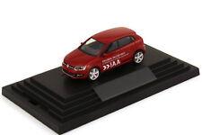 1:87 VW Polo V 2009 TDI rot 63. IAA 2009 - Erleben was bewegt - Messemodell