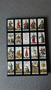 The Cards Can't Lie, Alice Hutton, hardback, tarot, playing cards, history myth