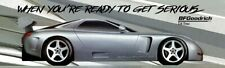 "1995 Callaway C7 Silver Corvette Banner BF Goodrich REPRODUCTION 21""x72"""