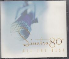 Frank Sinatra - Sinatra 80th: All the Best  (CD, Nov-1995, 2 Discs, Capitol)