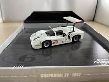 Minichamps DP 1/43 Chaparral 2F (Sebring 1967) SPENCE / HALL
