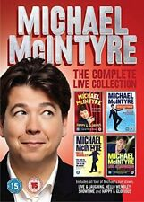 Michael Mcintyre: The Complete Live Collection  New (DVD  2016)
