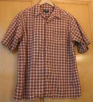Ralph Lauren Polo Jeans Co. Men's Short Sleeve Shirt Size L