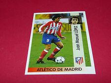 JUAN M. LOPEZ ATLETICO DE MADRID  PANINI LIGA 96-97 ESPANA 1996-1997 FOOTBALL