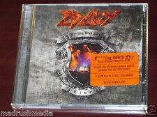 Edguy: F*cking With Fire - Live 2 CD Set 2009 Nuclear Blast USA NB 2334-2 NEW