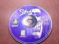 Sony PlayStation 1 PS1 PSOne Disc Only Tested Swag Man Ships Fast