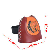 Leather Archery Quiver Holder Release Arrow Light weight for Recurve Bow Longbow
