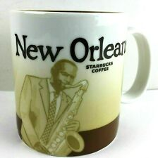 Starbucks New Orleans Mug Global Icon City Series Coffee Cup 001253385 Big Easy