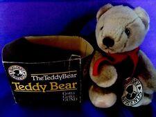 Vintage 1982 GUND Teddy Bear Bialosky & Friends With Tag Plush Animal Toy